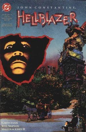 HELLBLAZER (1988) #43