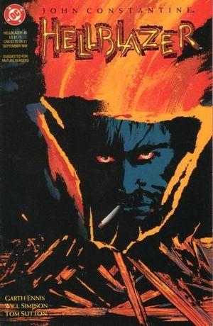 HELLBLAZER (1988) #45