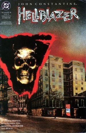 HELLBLAZER (1988) #46