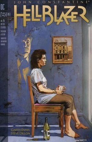 HELLBLAZER (1988) #70