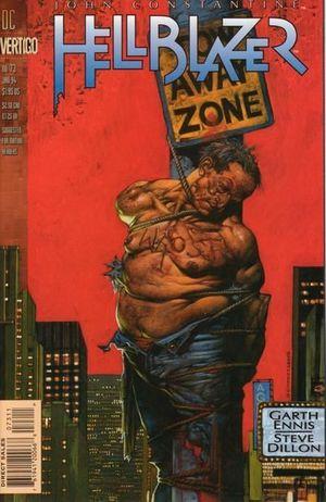 HELLBLAZER (1988) #73