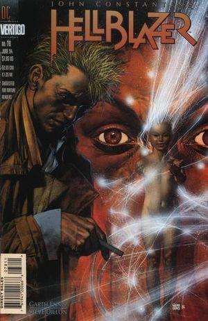 HELLBLAZER (1988) #78