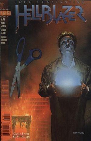 HELLBLAZER (1988) #79