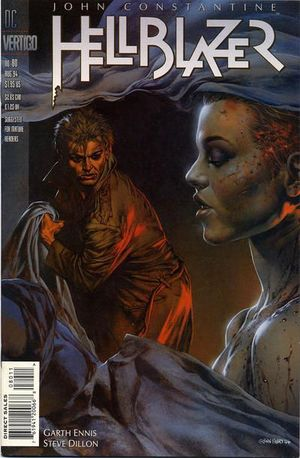 HELLBLAZER (1988) #80