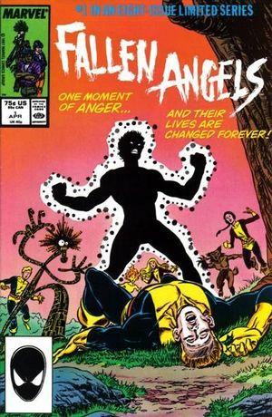 FALLEN ANGELS (1987) #1-8