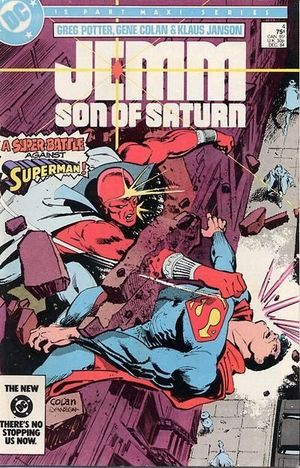 JEMM SON OF SATURN (1984) #4