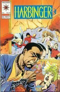 HARBINGER (1992) #19