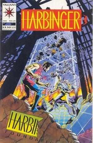 HARBINGER (1992) #25