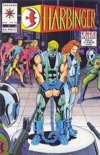 HARBINGER (1992) #29