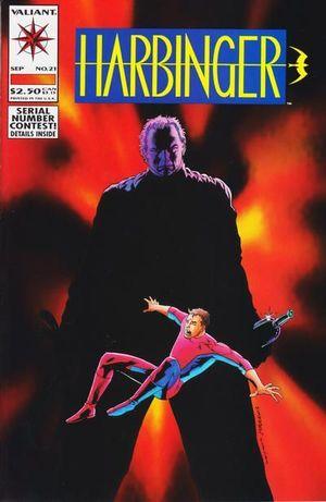 HARBINGER (1992) #21