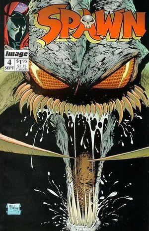 SPAWN (1992) #4