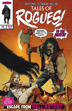 TALES OF ROGUES (2018) #1
