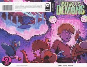 MAXWELL'S DEMONS (2017) #1