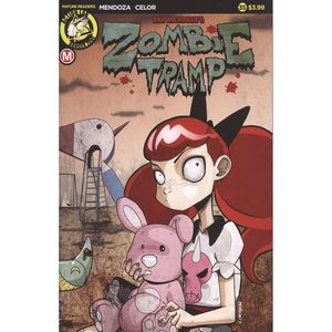 ZOMBIE TRAMP (2014) #35