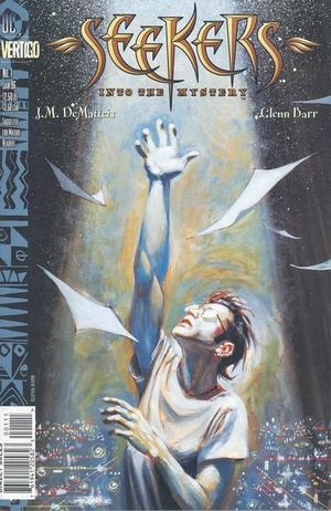SEEKERS INTO THE MYSTERY (1996) #1-15
