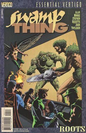 ESSENTIAL VERTIGO SWAMP THING (1996) #4