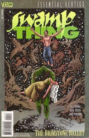 ESSENTIAL VERTIGO SWAMP THING (1996) #11
