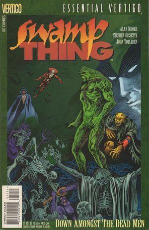 ESSENTIAL VERTIGO SWAMP THING (1996) #12