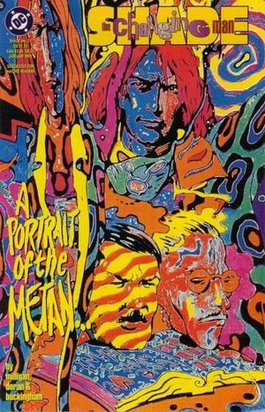 SHADE THE CHANGING MAN (1990 2ND SERIES) #31