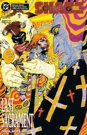 SHADE THE CHANGING MAN (1990 2ND SERIES) #32