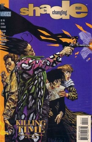 SHADE THE CHANGING MAN (1990 2ND SERIES) #44