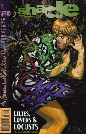 SHADE THE CHANGING MAN (1990 2ND SERIES) #47
