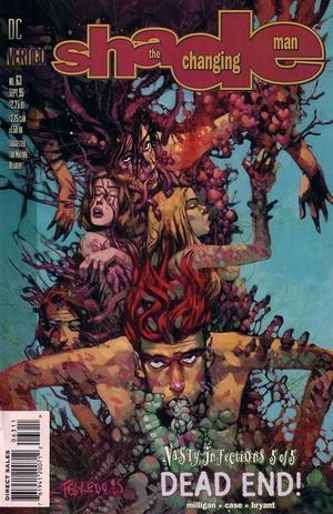 SHADE THE CHANGING MAN (1990 2ND SERIES) #63
