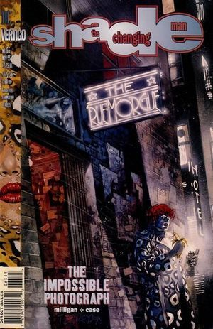 SHADE THE CHANGING MAN (1990 2ND SERIES) #65
