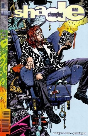 SHADE THE CHANGING MAN (1990 2ND SERIES) #68
