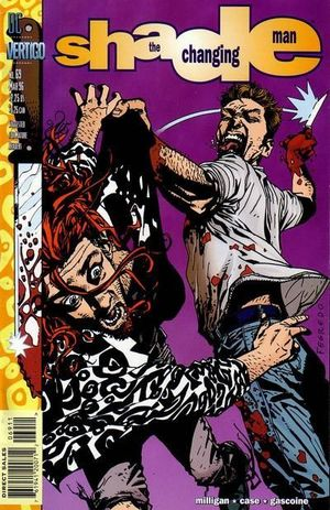 SHADE THE CHANGING MAN (1990 2ND SERIES) #69
