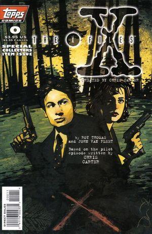 X-FILES (1995) #0