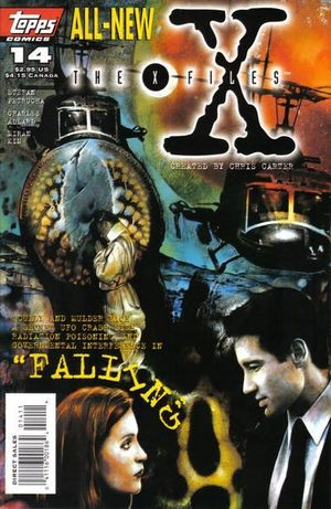 X-FILES (1995) #14