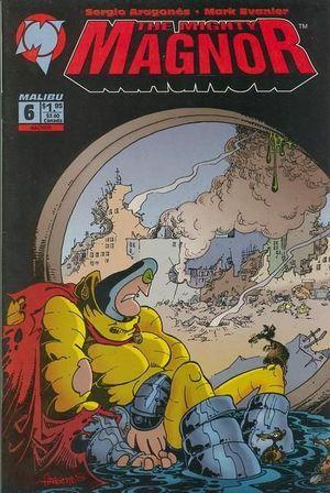 MIGHTY MAGNOR (1993) #6