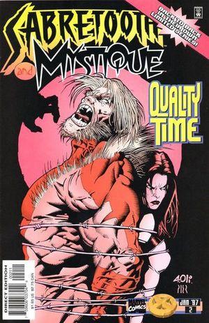 MYSTIQUE AND SABRETOOTH (1996) #2