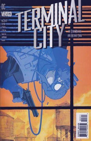 TERMINAL CITY (1996) #3