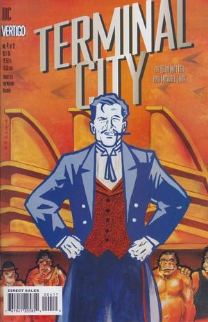 TERMINAL CITY (1996) #4