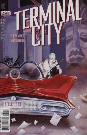 TERMINAL CITY (1996) #5