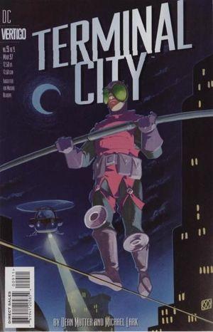 TERMINAL CITY (1996) #9