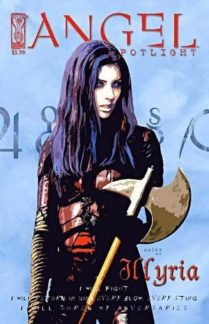 ANGEL SPOTLIGHT ILLYRIA (2006) #1D
