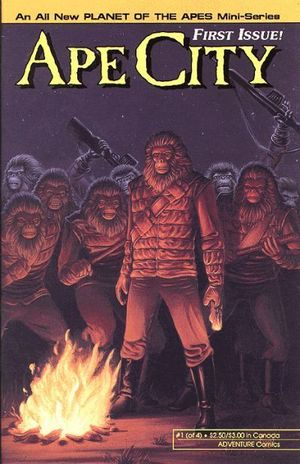 APE CITY (1990) #1