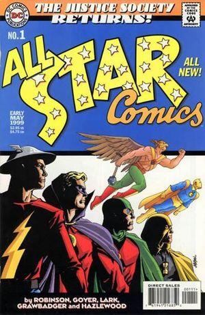 ALL STAR COMICS (1999) #1-2