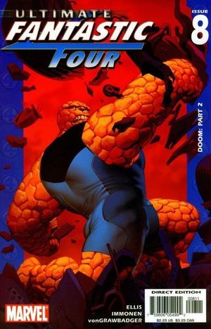 ULTIMATE FANTASTIC FOUR (2004) #8