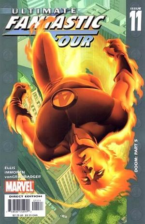 ULTIMATE FANTASTIC FOUR (2004) #11