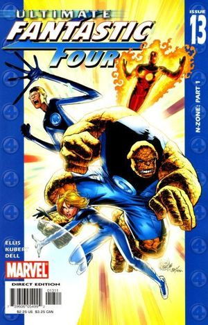 ULTIMATE FANTASTIC FOUR (2004) #13