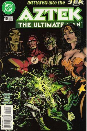 AZTEK THE ULTIMATE MAN (1996) #10