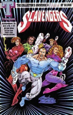 SCAVENGERS (1994) #1