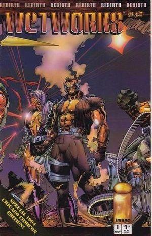 WETWORKS (1994 1ST SERIES) #1