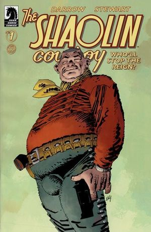 SHAOLIN COWBOY WHO WILL STOP THE REIGN (2017) #1B