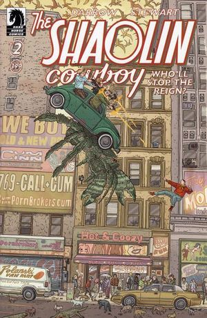 SHAOLIN COWBOY WHO WILL STOP THE REIGN (2017) #2