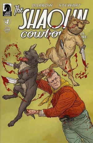 SHAOLIN COWBOY WHO WILL STOP THE REIGN (2017) #4